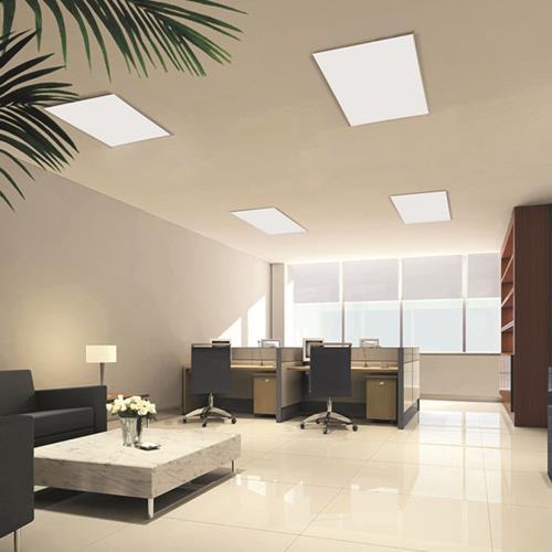 plafonnier del tlpl24w72hnd 347v 4000k technilight. Black Bedroom Furniture Sets. Home Design Ideas